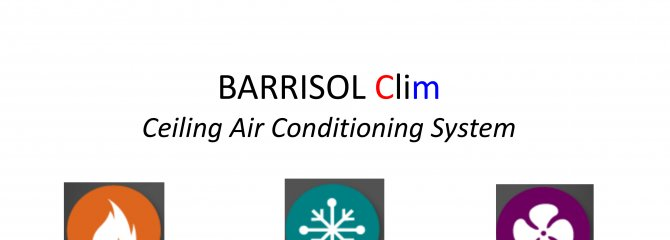 BARRISOL CLIM sistemimiz ;